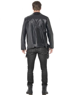 Adult Terminator 2 Judgement Day Costume - Side View