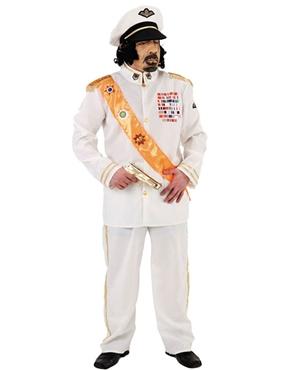Adult The Tyrant Gadaffi Costume
