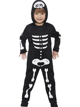 Toddle Skeleton Costume