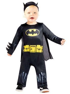 Toddler Batman Classic Costume Couples Costume