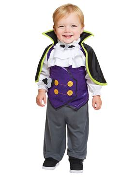 Toddler Dinky Dracula Costume