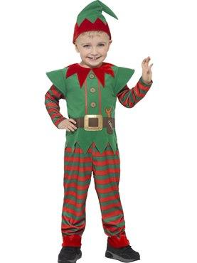 Toddler Elf Costume