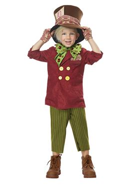 Toddler Lil' Mad Hatter Costume