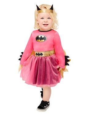 Toddler Pink Batgirl Costume
