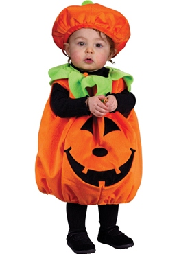 Toddler Pumpkin Cutie Pie Costume