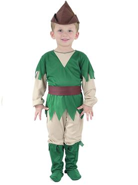 Toddler Robin Hood Costume