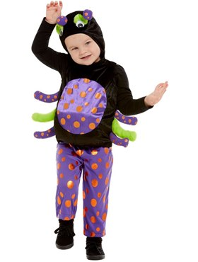 Toddler Spider Costume Couples Costume