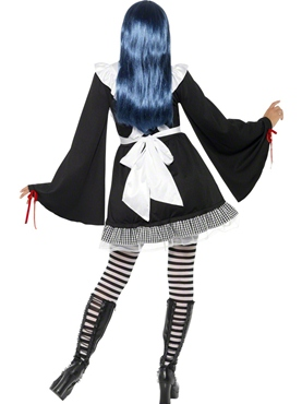 Adult Tokyo Dolls Gothic Alice Costume - Side View