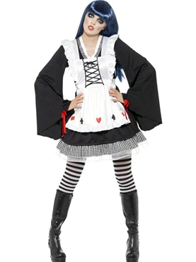 Adult Tokyo Dolls Gothic Alice Costume