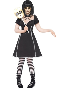 Adult Tokyo Dolls Horror Doll Costume