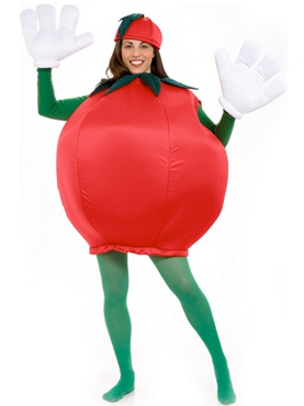 Adult Tomato Costume