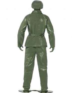 Adult Toy Soldier Costume - Side View