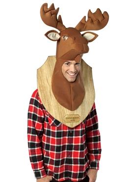 Adult Loose Moose Trophy Head