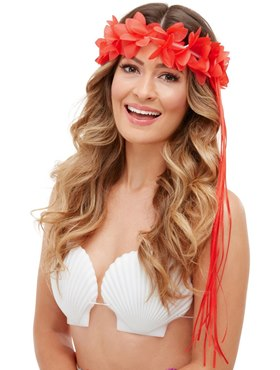 Tropical Hawaiian Headband