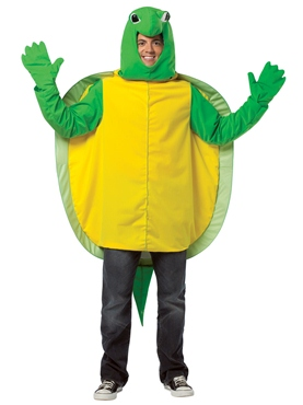 Adult Deluxe Turtle Costume