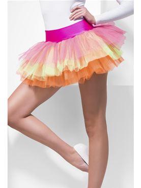 Tutu Neon Net Underskirt