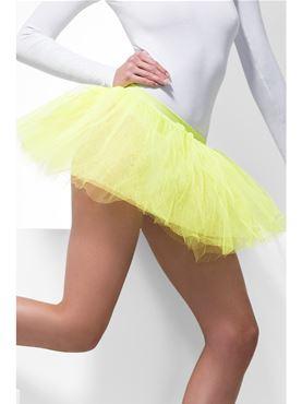 Tutu Underskirt Neon Yellow