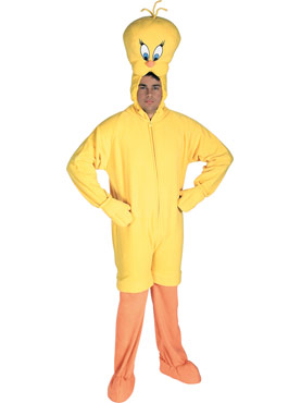 Adult Tweety Costume