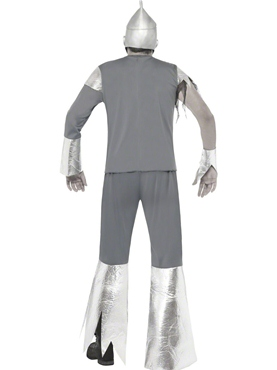 Adult Twisted Tin Man Costume - Side View