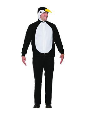 Unisex Penguin Hoodie