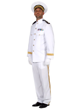 Adult US Navy Sailor Costume