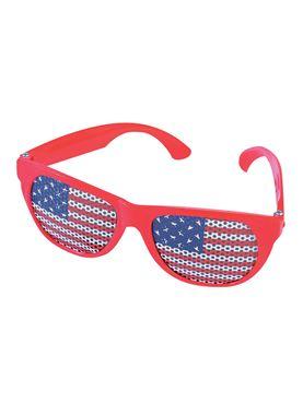 USA Patriotic Flag Glasses