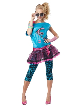 Adult Valley Girl Costume