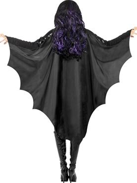 Vampire Bat Wings - Back View