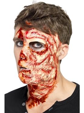 Burnt Face Scar