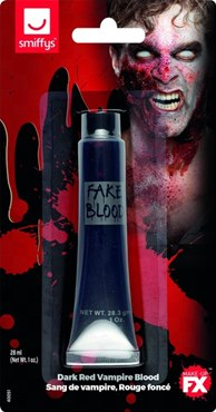 Vampire Blood Dark Red