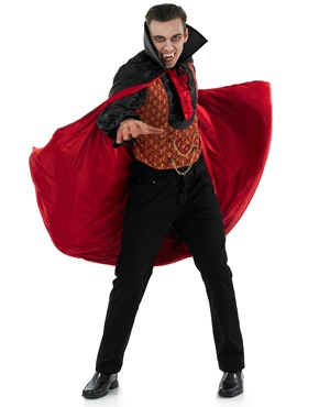 Adult Vampire Count Costume Thumbnail