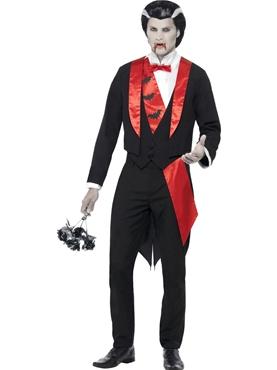 Adult Vampire Leading Man Costume Thumbnail