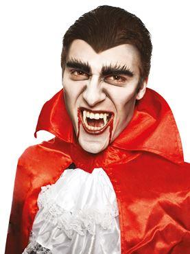 Vampire Make Up Kit - Back View