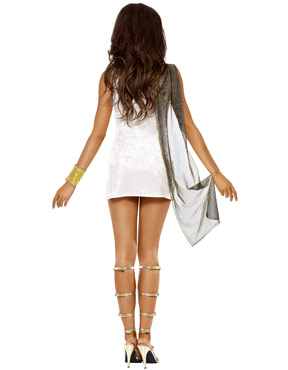 Adult Venus Costume - Back View