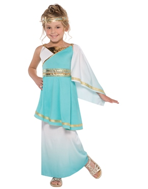 Child Venus Goddess Costume