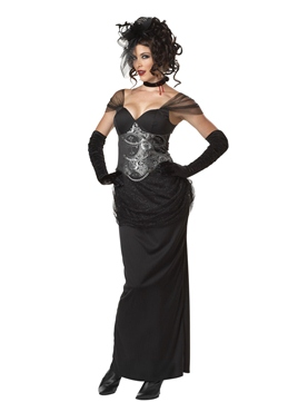 Adult Victorian Vampiress Costume