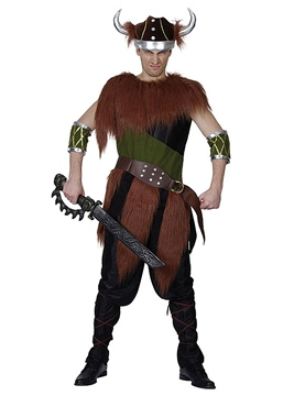 Adult Viking Man Costume Thumbnail