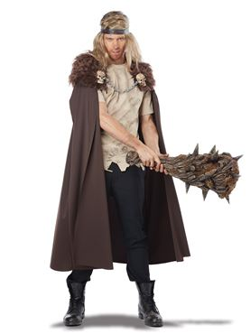 Adult Warlord Cape