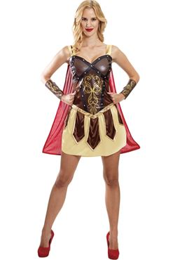 Warrior Princess Costume Thumbnail
