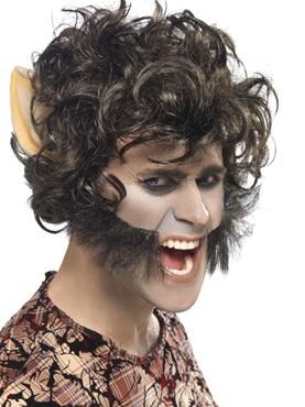 Werewolf Black Wig