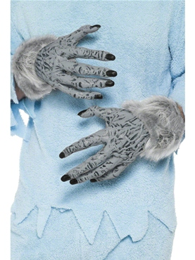 Adult Deluxe Werewolf Hands