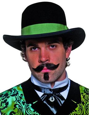 Western Gambler Hat