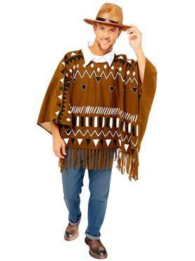 Western Poncho Kit