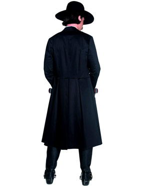 Adult Western Sheriff Costume - Back View
