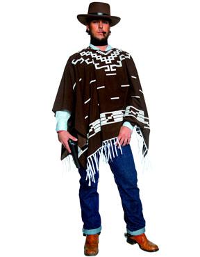 Adult Western Wandering Gunman Costume