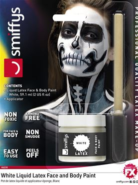 White Liquid Latex Kit