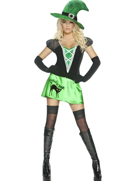 Adult Wicked Bitch Costume