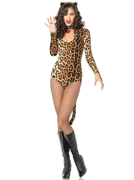 Adult Wicked Wildcat Costume