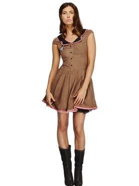 Adult Wild West Costume