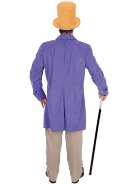 Adult Willy Wonka Factory Owner Costume - Side View